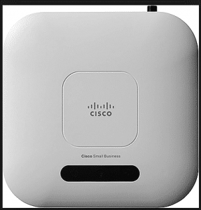 Cisco Wireless-N Access Point Power Over Ethernet WAP121