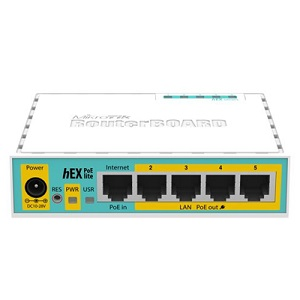 Mikrotik Routerboard RB951Ui-2HnD 5xPORT_LAN ROUTER RB 951Ui 2HnD
