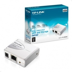 TP-Link TL-PS310U Single_USB2.0 Port MFP and Storage Serve