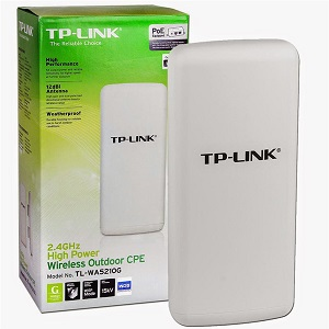 TP-Link-TL-WA7210N-2.4GHz-150Mbps-Outdoor-Wireless-Access-Point