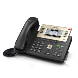 Yealink Enterprise HD IP Phone SIP-T27P
